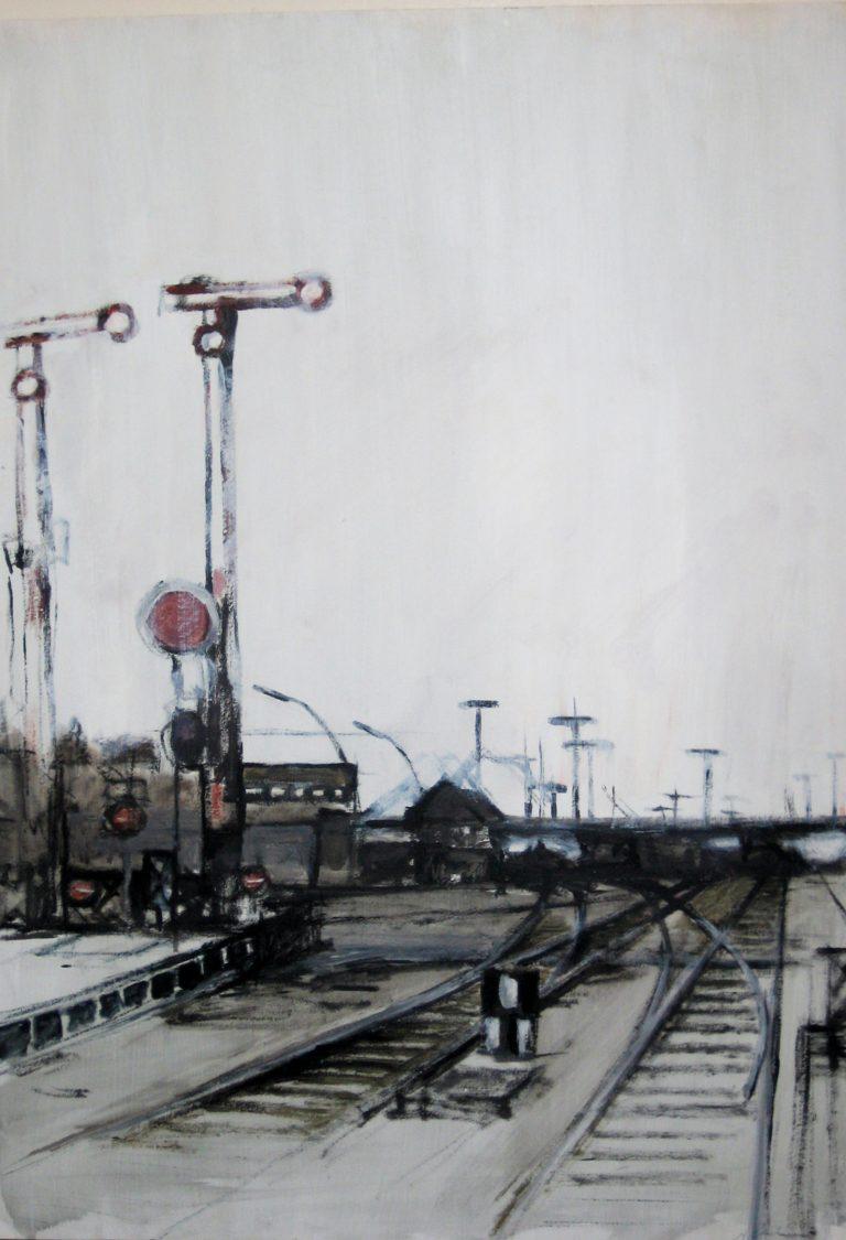 STATION I_60x90cm